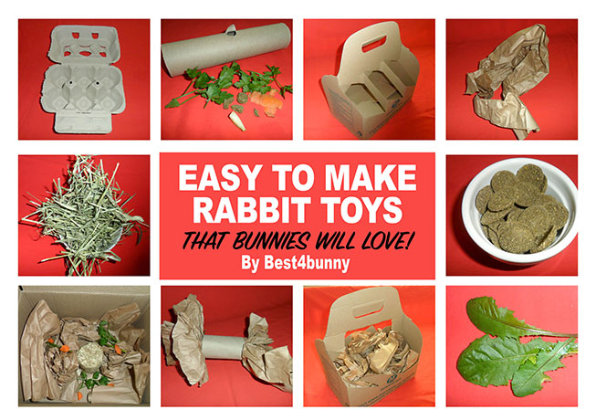 Making-bunny-toys