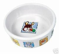 Trixie Cute Tx Pet Rabbit Cage Water Dinner Food Bowl Dish