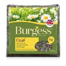 Burgess Pet Care Excel Chamomile Herbage 500G