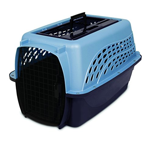 >Petmate Two Door Top Load 24-Inch Pet Kennel