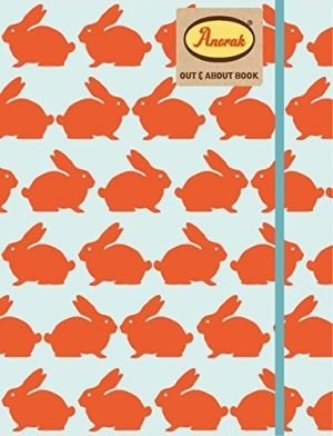 A5 Out & About Notebook (Rabbits) by Anorak
