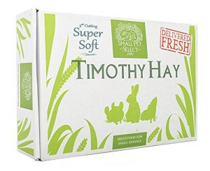 "Small Pet Select 3rd Cutting ""Super Soft"" Timothy Hay Pet Food, 10 lb."