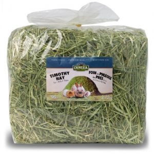 Dunlea Farms Pet Hay Timothy Hay for Adults, 96-Ounce (6lb)