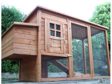 Chicken Coop Hen House - Ideal for rabbits
