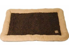 Morocco Twist Pile Dog Mattress