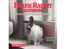 House Rabbit Handbook: How to Live with an Urban Rabbit