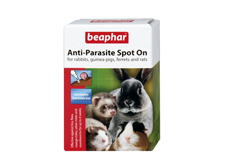 Beaphar Anti-Parasite Spot-On for Small Animals