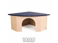 Trixie 61224 Corner House for Rabbit Large