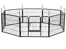 Songmics L - XXL Heavy Duty Puppy Playpen