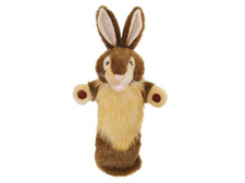 The Puppet Company Long-Sleeved Glove Puppets Rabbit