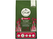 Excel Rabbit Nuggets Cranberry Ginseng